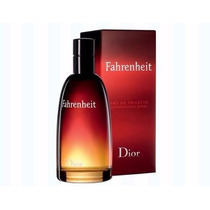 Perfume Christian Dior Fahrenheit Eau De Toilette Masc 100ml