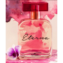 Perfume Hinode Exclusivo Hinode Eterna Fem100ml Original!