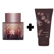 Kit Perfume Oniric + Loção Hidratante - Água De Cheiro