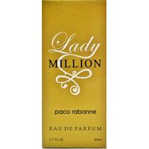 Perfume Lady Million Paco Rabbane 100% Siminlar Importado