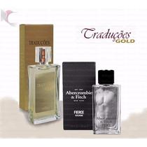 Perfume Importado Arbercrombie Fierce-100ml-traduções Gold