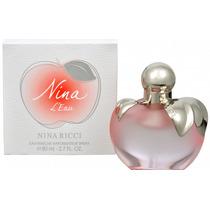 Perfume Nina L´eau Eau Fraiche Feminino 80ml By Nina Ricci