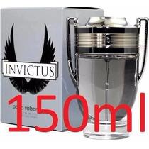 Perfume Invictus 150 Ml Pacco Rabanne Imp Usa Sedex Gratis