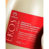 Hidratante Desodorante Corporal Ekos Ucuuba - 400ml Natura
