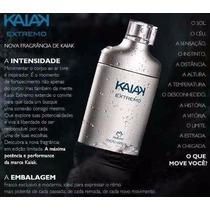 Kaiak Extremo Da Natura - 100 Ml - Pronta Entrega - Novo.