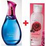 Kit Presente Avon Perfume Colônia Surreal + Creme Hidratante
