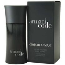 Perfume Armani Code Edt Masc. 125ml Giorgio Armani