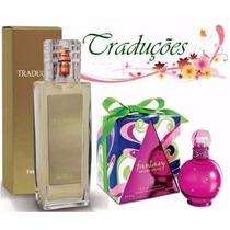 Perfume Fantasy (britney) Feminino - Hinode 100ml - Kit C/ 3