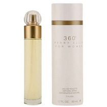 Perfume Feminino 360 Graus For Women Edt 100ml Perry Ellis