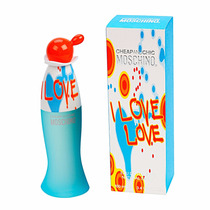 Perfume Moschino I Love Love 100ml Feminino Edt - Original