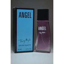 Perfume Feminino Angel 50ml Thierry Mugler 100% Autentico.