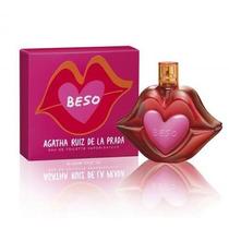 Perfume Beso Agatha Ruiz De La Prada Edt Feminino 100 Ml