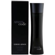 Perfume Armani Code Masculino Giorgio Armani Original Import