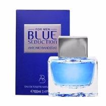 Perfume Blue Seduction Masculino 200ml Edt Antonio Banderas
