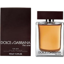 Perfume Masculino D & G The One For Men 100ml Importado Usa