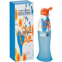 Perfume Feminino Moschino I Love Love 100ml Original Frete G