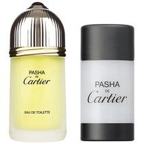 Pasha Cartier Eau De Toilette 100ml + Stick Deodorant 75ml