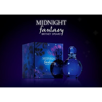 Britney Spears Midnight Fantasy Decant / Amostra 5ml 100%