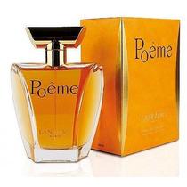 Perfume Poême Lancôme 100ml Edp Feminino - Original