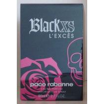Perfume Black Xs L