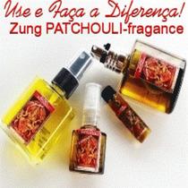 Kit Zung Patchouli Da Índia E Perfume 30ml C/ Frete Grátis!