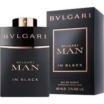 Perfume Bulgari Man In Black Edp Masculino 55ml Réplica