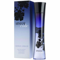 Perfume Armani Code Feminino 75ml Edp - Original E Lacrado