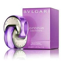 Perfume Bvlgari Omnia Amethyste 65ml Bulgari Feminino Edt.