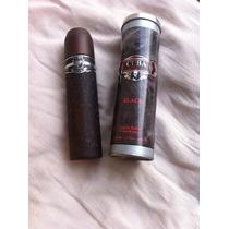 Perfume Cuba Black 100ml Original Edt Made In Paris