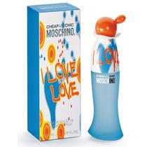 Perfume Moschino I Love Love Feminino Eau De Toilette 100ml