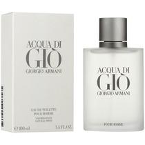 Perfume Acqua Di Gio Giorgio Armani 100ml Masc Frete Grátis.