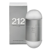Perfume 212 Edt Feminino 60ml Carolina Herrera