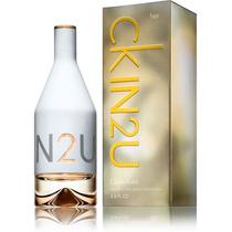 Perfume Feminino Calvin Klein Ckin2u 100ml Importado Usa