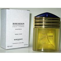 Perfume Boucheron Pour Homme 100ml Edp Original Tester