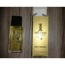 Perfume One Million Importado Eau De Toillet 50ml