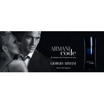 Perfume Armani Code 75ml Giorgio Armani Original