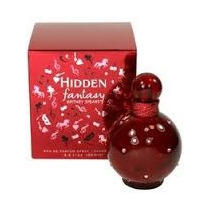 Perfume Fantasy Hidden Fem 100 Ml (100% Original) Lacrado