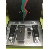 Animale For Men Kit 100ml - Original- Sem Juros