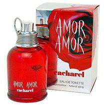 Perfume Amor Amor 100ml - Cacharel