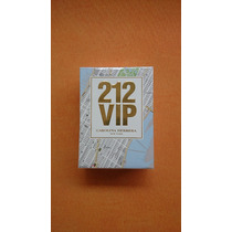 Kit 212 Vip Carolina Herrera Perfume Edp 80ml+ Loçao 100ml