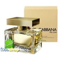 Perfume Feminino The One 75ml Dolce Gabbana Original
