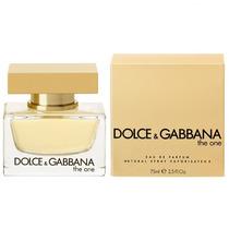Perfume Feminino Dolce & Gabbana The One 75ml Importado Usa