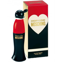 Perfume Feminino Cheap And Chic Moschino 100ml Edt