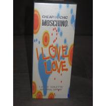 Perfume I Love Love Moschino Eau De Toilette Feminino 30 Ml