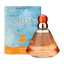 Perfume Laloa Feminino 100ml Via Paris Eau De Toilette