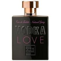 Perfume Feminino Paris Elysees Vodka Love 100ml * Diamond *
