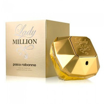 Lady Million Edp Feminino 50 Ml - Original Lacrado