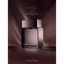 Perfume Calvin Klein Euphoria Men Edt 30ml - Novo Lacrado