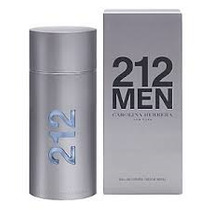 Perfume 212 Men 100ml Carolina Herreira A Pronta Entrega!!