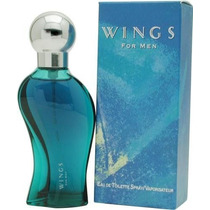 Perfume Wings By Giorgio Beverly Hills Edt Masculino 50ml